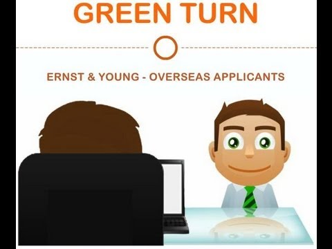Ernst and Young International Applicant Guidance to Secure UK Internship