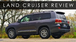 Review | 2017 Toyota Land Cruiser | The Veteran