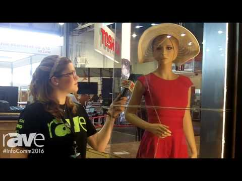 InfoComm 2016: Meredith Morrow Talks with First-Time Attendee Suzy Sundress