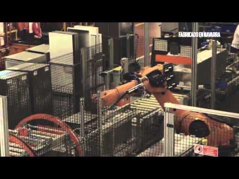 ¿Cómo se fabrica un Frigorífico? www.funnatic.es Combis Congeladores Frigoríficos