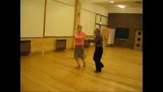 Samba Suzanne Sequence Dance