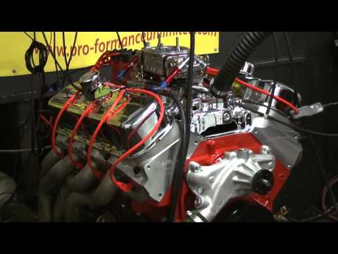 540 Big Block Chevy Stroker Engine