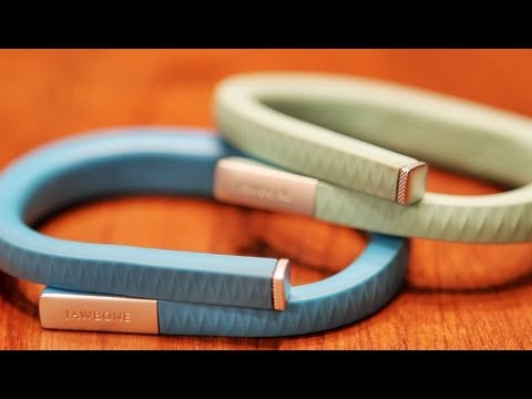 Review: Jawbone UP Fitness Band