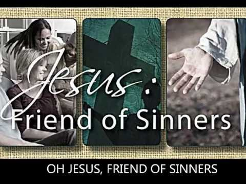 Casting Crowns - jesus Friend Of Sinners With Lyrics video
