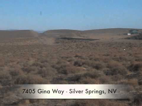 7405 Gina Way - Silver Springs, NV -