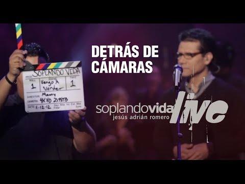 Detras De Camara - Soplando Vida: Live - Jesús Adrián Romero video