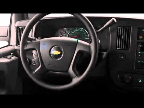 2009 Chevrolet Express 3500 Video