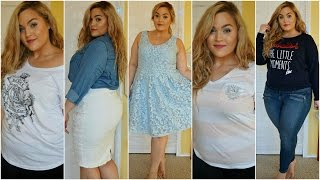 Plus Size Spring Clothing Haul + Try-On | 2016