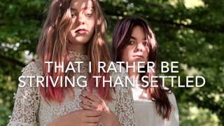 Watch First Aid Kit Shattered  Hollow video