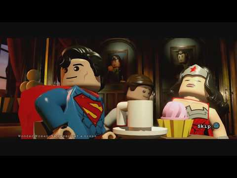 Lego Batman 3 Beyond Gotham PS4 Demo Gameplay - YouTube