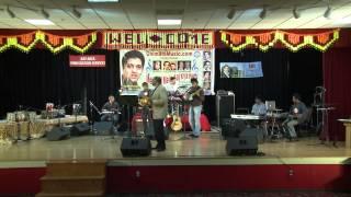 Aaja Aaja Solo Saxo performance by Ramesh Maraj in ChimataMusic Trinity Concert 2014