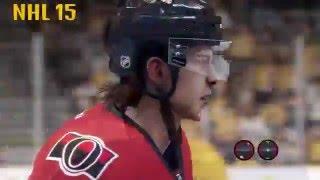 NHL 15 Vs NHL 16 Graphics Comparison