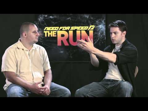 Need For Speed The Run - Game Designer (Cop AI & Tactics) Interview