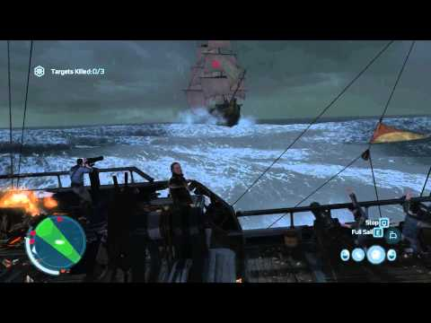 Assassin's Creed: Ship battle Part 4