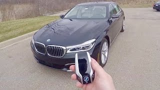What It's Like To Drive A '16 BMW 750i! | POV Drive
