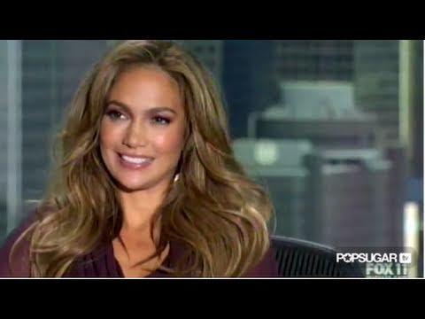 Jennifer Lopez's Most Adorable American Idol Moments