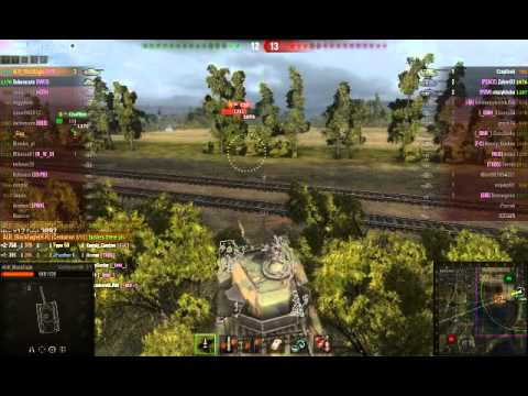 D4ce' Top Gear Voice Mod for World of Tanks