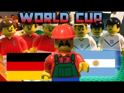 Lego 2014 World Cup Final