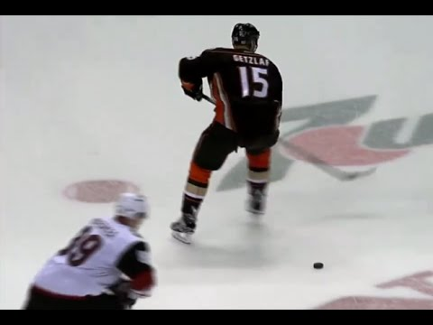Boedker's Overtime Goal After Getzlaf's Failed Drop Pass