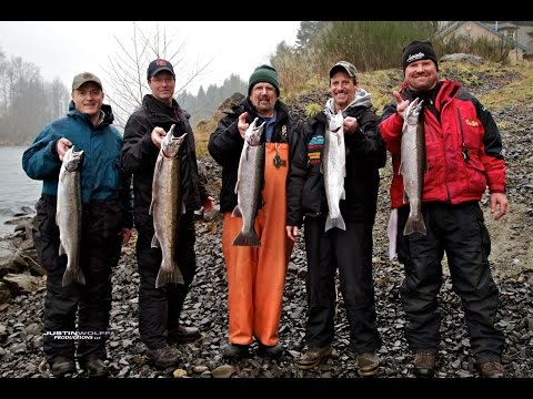Cowlitz River Winter Steelhead & John Day River Fall Steelhead
