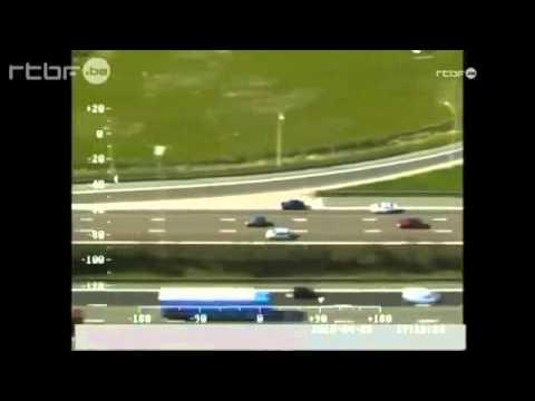 Audi RS4 vs Police (France Police Chase)