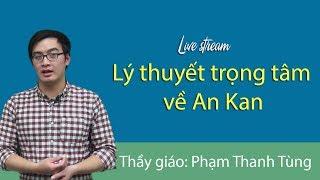 Bài tập lí thuyết trọng tâm về ankan - Hóa 11 thầy giáo Nguyễn Thanh Tùng