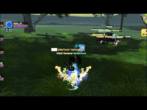 Silkroad Online 120 Level Bower ☆ Mastermune