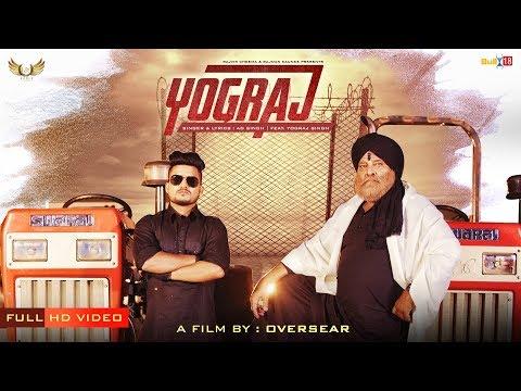 Yograj - AD Singh Ft. Yograj Singh || Eagle Beat || New Punjabi Songs 2017 #1