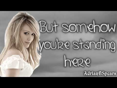 Hilary Duff - Where Do I Go Right