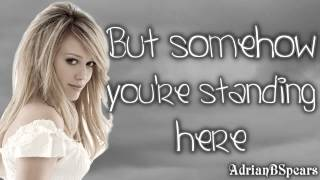 Watch Hilary Duff Where Did I Go Right video