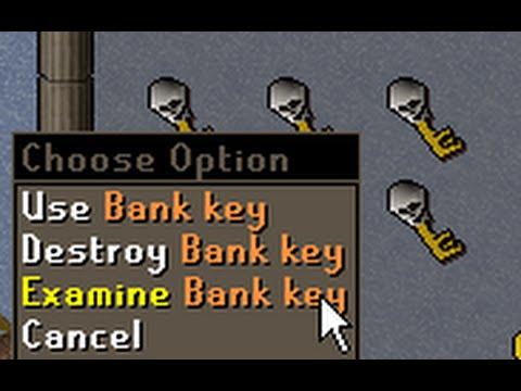 Looting 13 skiller banks in Deadman mode