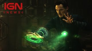 Benedict Cumberbatch Plays a Second Marvel Character in Doctor Strange - IGN News