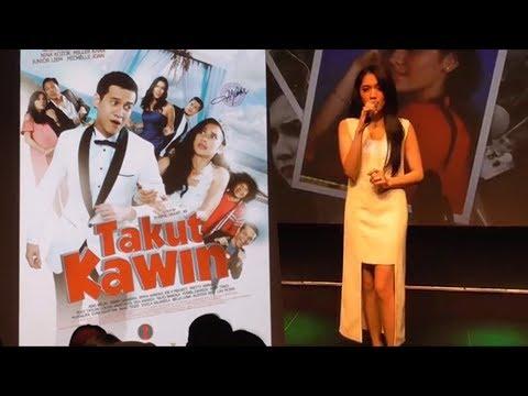 Lagu Angel Karamoy Nyanyikan Lagu Perpisahan di Soundtrack Film Takut Kawin