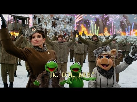Muppets Most Wanted na internetu 2