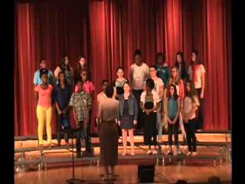 Hartsville Middle School 7th Gr. General Chorus, May 20, 2013