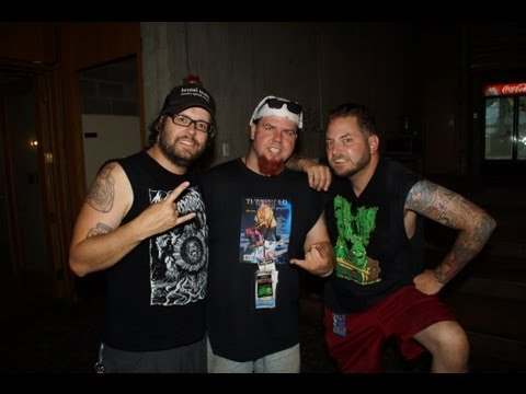 Black Dahlia Murder Interview on Maximum Threshold Radio Show Warped Tour