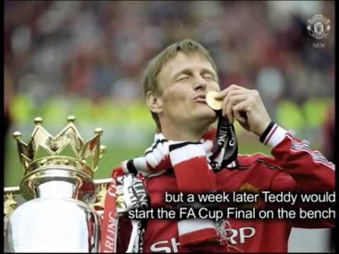 Swindon Town approach Teddy Sheringham over managers job