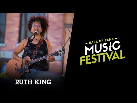 Ruth King (Full Sail University Hall of Fame Music Festival)