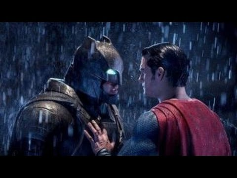 Superhero standoff: Sneak peak of Batman v. Superman
