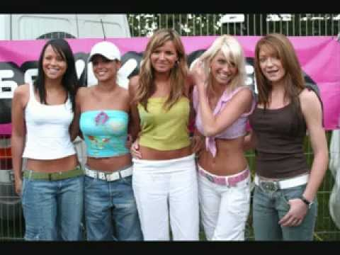 Girls Aloud - Androgynous Girls