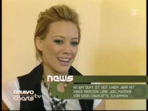Lauren Conrad Photo Shoot Seventeen. Hilary Duff Bravo Photoshoot