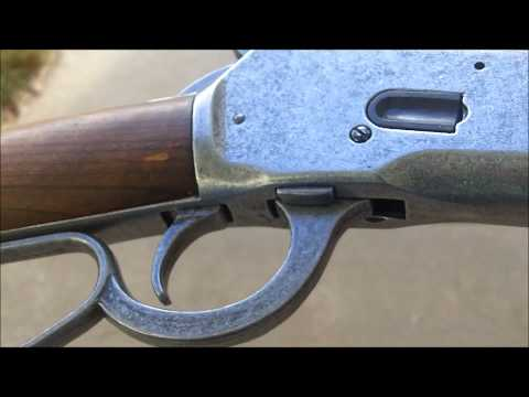 Denix Mares Leg NonFiring Replica Rifle Prop Gun Toy Theater Photography Film Old West