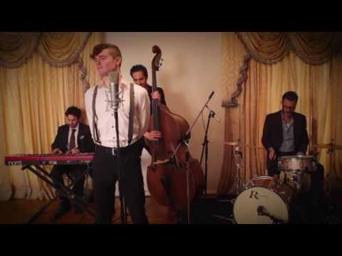 Titanium – Vintage 1940s Jazz Crooner – Style Sia / David Guetta Cover ft. Von Smith