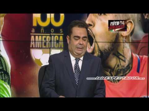 Analisis Del MEXICO Vs CHILE - Cuartos Copa America 2016 - Futbol Picante [2/3]