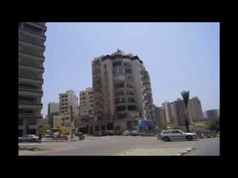 A 35 second trip through Tripoli Lebanon