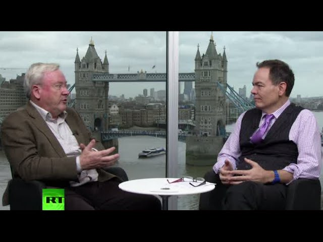 Keiser Report: Struggle with old enemies of peace (E840)