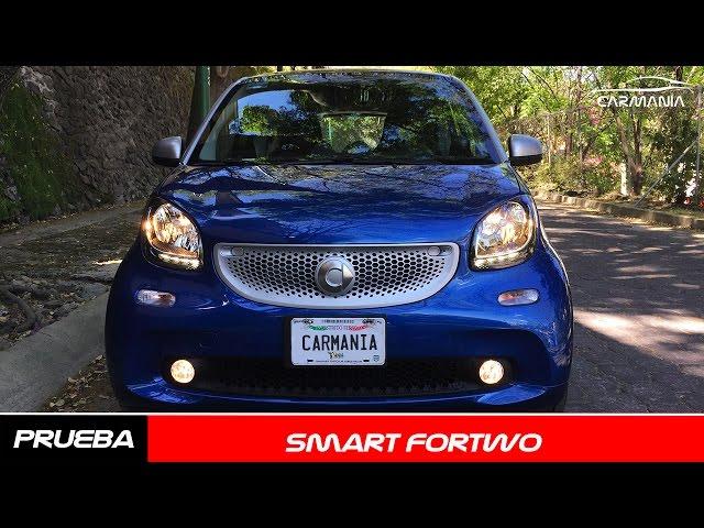 Smart Fortwo Turbo a prueba - CarManГa