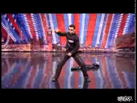 Baile tipo Matrix, Asombrosos
