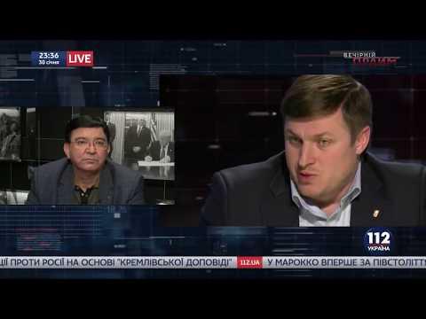 """Про дієвість """"кремлівського списку"""" та притягнення до відповідальності винних у злочинах на Майдані. Коментарі Олега Осуховського"""