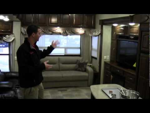 2012 Palomino Columbus 5th Wheel (320RS) - Midway RV, MI